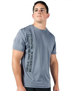 Cool Workout shirt!  NOTW Strength - Christian Mens Shirts for $29.99 | C28.com