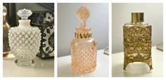 vintage perfume bottle designs - Google Search