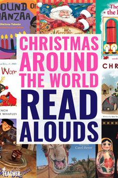 Christmas Around the World Books You Need for a Cultural Classroom Staycation