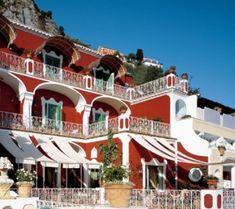 Positano Hotels, Amalfi Coast Positano, Positano Italy, Villa Franca, Isle Of Capri, Italy Spain, Free Beach, New Paris, Nice View