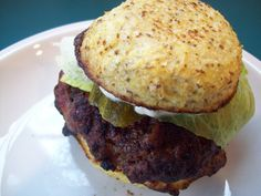 Cauli-Bread bun