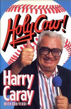 Cubs Announcer Harry Caray