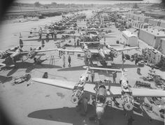 P-38 Lightning   38 production was completed on the flight line due to limited ...