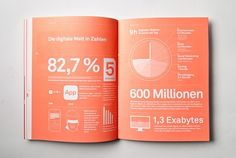Moodley // I like this simple, effective layout and the different representations of the data