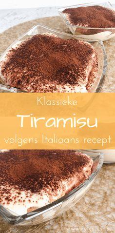 Raw Vegan Desserts, Health Desserts, Gluten Free Desserts, Breakfast Dessert, Dessert Drinks, Tiramisu Dessert, Tiramisu Recept, Sweet Pastries, Gluten Free Chocolate