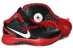Blake Griffin Shoes - Nike Zoom Hyperdunk 2011 Black/White/Red