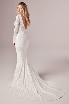 Whether your signature bridal gown is vintage, boho, glamorous, or classic, your dream wedding dress awaits you! Shop the latest styles at Runway Bridal! Lace Wedding Dress, Princess Wedding Dresses, Colored Wedding Dresses, Best Wedding Dresses, Wedding Gowns, Lace Dress, Bridal Gown, Lace Chiffon, Modest Wedding