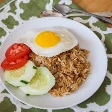 Easy Low Cab Dinners: Nasi Goreng Recipe