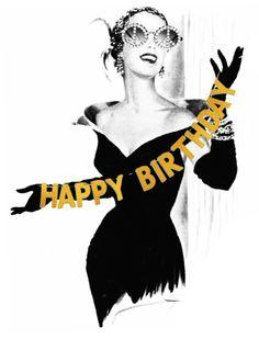 surprise birthday for him Happy Birthday Gorgeous Girl, Cute Birthday Wishes, Happy Birthday Vintage, Birthday Wishes Messages, Happy Birthday Celebration, Happy Birthday Pictures, Happy Birthday Quotes, Happy Birthday Greetings, Birthday Fun