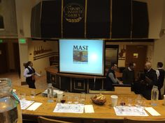 Masi Wine Tasting and Dinner at the CIA