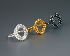 Balls - Aga Wegier Jewellery Jewelry 2014, Jewellery, Aga, Balls, Diamond Earrings, Gold Rings, Fashion Jewelry, Rose Gold, Silver