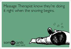 Massage Therapist Humor!