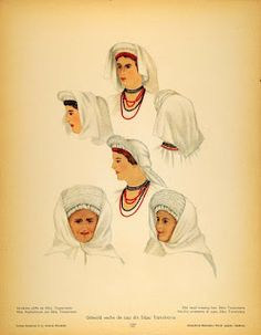 Old head dressings from Sibiu, Transylvania Romanian Men, European Costumes, Emotional Child, Folk Costume, Darwin, San Jose, Anthropology, Costumes For Women, Perception