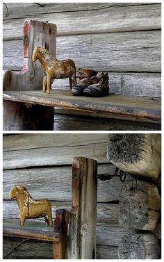 WABI SABI Scandinavia - Design, Art and DIY.: The Swedish Dala Horse