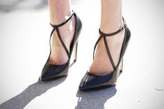 strappy zara heels