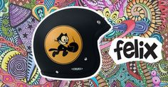 dmd vintage moto helmet #felix for sale on http://www.bluebellstore.com/en/vintage-dmd-helmet-felix