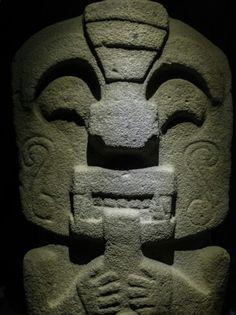 Museo arqueologico San Agustin Huila Colombia