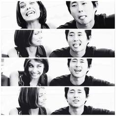 Maggie & Glenn