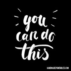 The good news is: YOU CAN DO THIS! The bad: ONLY YOU. Or wait... that's not bad :) Happy Sunday!! Use your long weekend the best possible way to reach your dreams!! #brushlettering #typegang #motivationalquote #calligraphy #dailytype #dailycalligraphy #instatype #type #typography #youcandothis #handmadeprintables #etsy #etsyseller #etsyfinds #welovetype #goodtype #typeism #lettering #letteringco #typematters #calligritype #artoftype #typespire #quoteoftheday #goodtype #typestatus #brushpen…