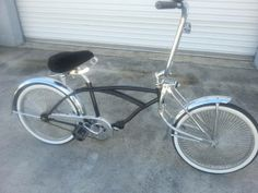 cool lowrider bike