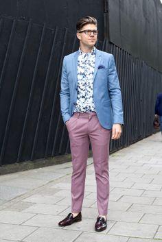 Streetwear en London Collections: Men SS 15 | Galería de fotos 3 de 23 | GQ MX