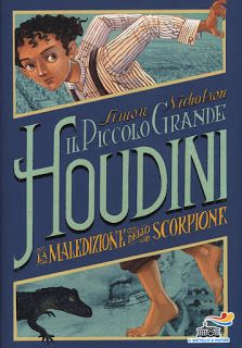 WILD ABOUT HARRY: Second Young Houdini book released in Italy