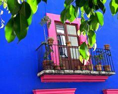 window in Puebla, Mexico (2005)