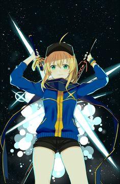 Mysterious Heroine X - Saber (Fate/stay night) - Image - Zerochan Anime Image Board Anime Demon, Manga Anime, Anime Art, 1080p Anime Wallpaper, Character Art, Character Design, Arturia Pendragon, Fate Servants, Fate Anime Series