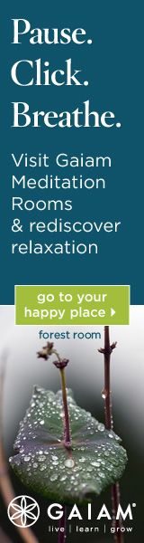 Relax in our Forest Meditation Room!