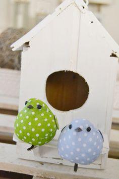 Nuestra casita de pájaros {DIY} | The Little Suite | Mums