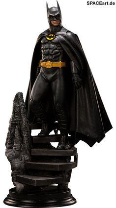 Batman 1: Michael Keaton - Premium Format Figur, Fertig-Modell / Statue ... http://spaceart.de/produkte/bm022.php