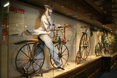 Science Museum Oklahoma, Oklahoma City Picture: The bicycle exhibit. - Check out TripAdvisor members' 7,233 candid photos and videos of Science Museum Oklahoma