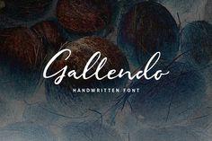 Gallendo - Script - 1