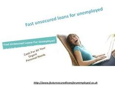 Unemployed people can access financial demands at anytime with unsecured loans for unemployed. #12monthpaydayloansforunemployed #unemployedloans #unemployedeasyloans http://www.unemployedeasyloans.co.uk