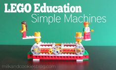 Creating Simple Machines With LEGO® Education: