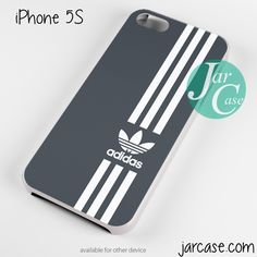 black straight adidas white Phone case for iPhone 4/4s/5/5c/5s/6/6 plus