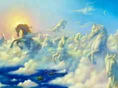 Above the Clouds by Jim Warren