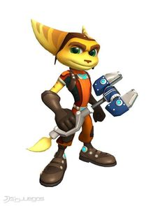 ratchet clank - Google Search