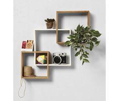 Dos mais diferentes materiais, estilos e formatos, estas 21 prateleiras combinam com todos os ambientes e vão dar destaque à qualquer objeto posto ali