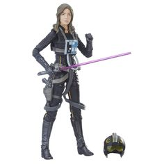 Star Wars The Black Series Legends Jaina Solo - Star Wars Gift #figure #starwars #blackseries
