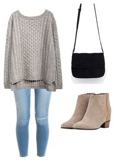 """""""Untitled #51"""" by bibriezcaguadalupe ❤ liked on Polyvore featuring Augusta, Frame Denim and Zara"""