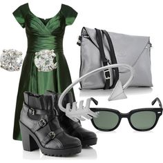 """@Brandi Bailey And it gets better!!! """"Oliver Queen/Green Arrow"""" by hadley-brown on Polyvore"""