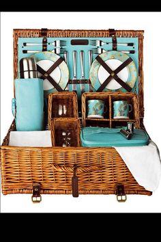 Todas las ideas para practicar el picnic: Cesta de Fortnum & Mason