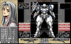 Pixel GUIs - King of Posters / Galaxy Oddity - selectbutton 2 Anime Pc Games, Arte 8 Bits, Pix Art, Anime Pixel Art, Retro Video Games, Art Studies, Game Design, Game Art, Cool Art