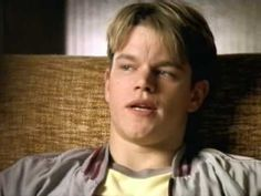 Good Will Hunting (1997)#AFFStaffPicks #RainyDayMovies #NicolesPick #DoYouLikeApples #GusVanSant #MattDamon #BenAffleck #RobinWilliams #Oscar