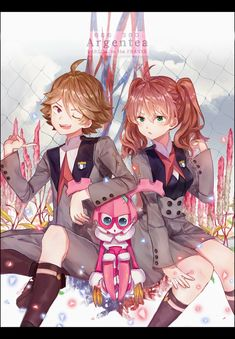 Miku x Zorome - Darling in the FranXX #GG #anime