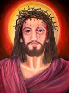 Jesus Painted in Historical times
