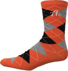 Argyle Socks - Unafraid to stand out by Argoz