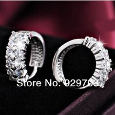 Find More Stud Earrings Information about S925 3 Free Shipping 925 Sterling silver earrings 925 silver wholesale fashion jewelry earring Pendientes de plata,High Quality Stud Earrings from MM Vogue Jewelry Shop. on Aliexpress.com