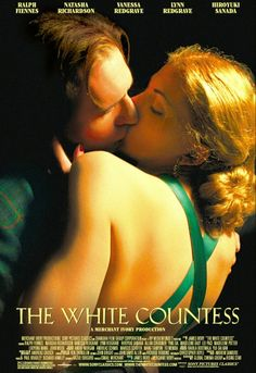A Condessa Branca (The White Countess), 2005.